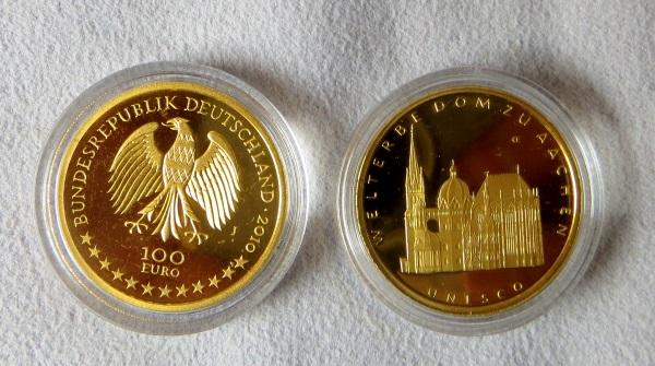 Historische Goldmünzen Als Geldanlage